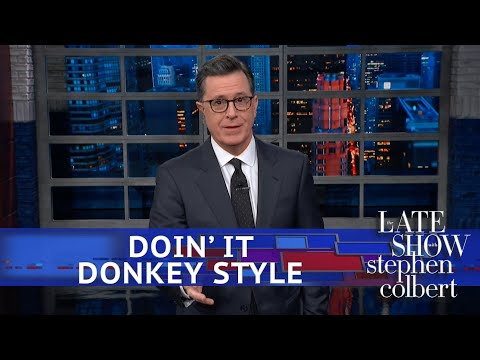 Stephen Colbert Pokes Fun At 2020 Democratic Candidates On 'The Late Show'