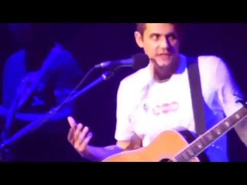 John Mayer - Talking about In the Blood, Phoenix AZ, 2017