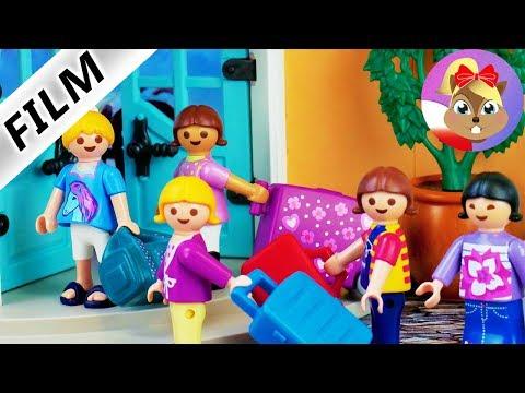 Playmobil Rodzina Wróblewskich | GIRLY-WG dziewczyny wprowadzają się do domu!