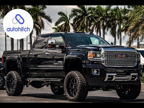 2018 GMC Sierra 2500HD Denali Review