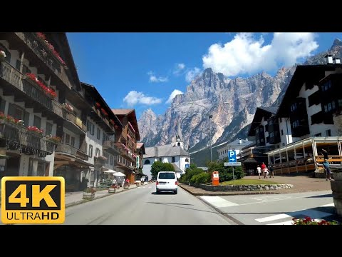 San Vito di Cadore Belluno Italy   4K 60fps - YouTube