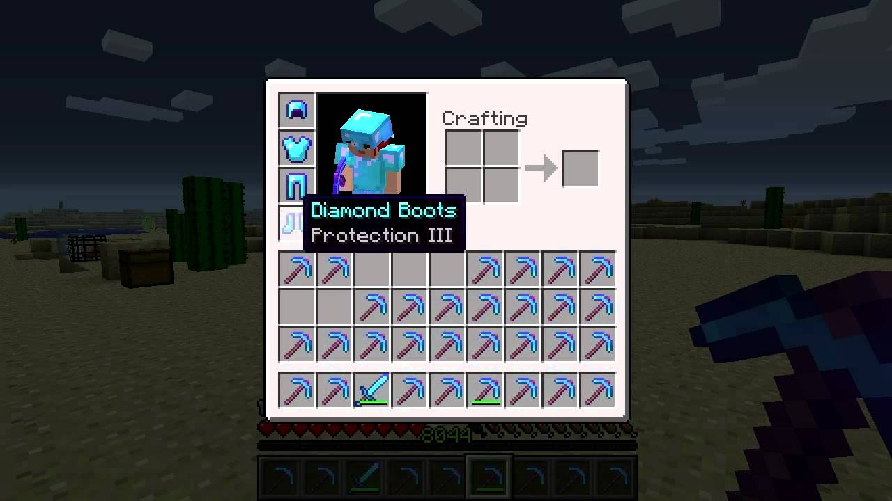 How to get enchant in minecraft over 1000