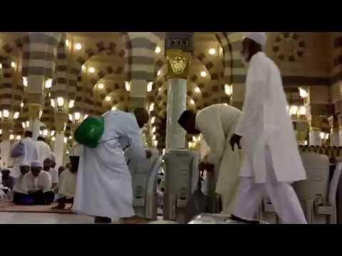 Hajj, Rain in Medina Al Masjid an Nabawi
