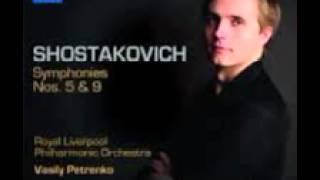 Shostakovich Symphony No.9 in E flat, Op.70 - 2. Moderato