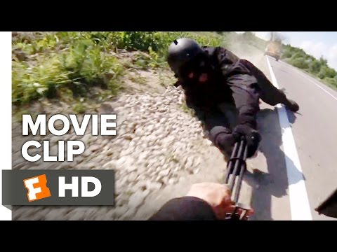 Hardcore Henry Movie CLIP - Living on the Edge (2016) - Action Movie HD