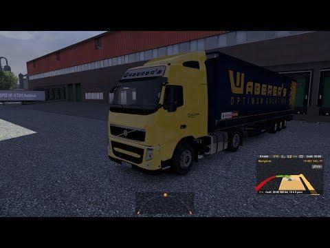 Waberer's Adventures #3  Merida-Zaragoza  ETS2 TSM5.0