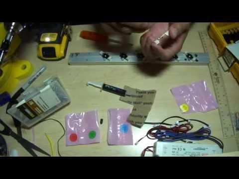 DIY RAPID/ CREE LED