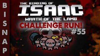 Custom The Binding of Isaac Challenge Run 55 - Corporate Fat Cat