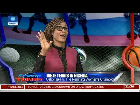 At 43, Oshonaike Shares Secrets Of A Successful Sporting Career |Sports Tonight|