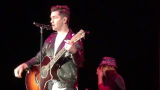 Andy Grammer - The Pocket 3-5-17 Busch Gardens Tampa, FL