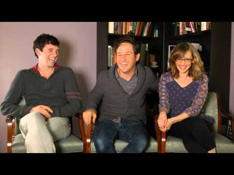 Jessica Stone, Christopher Fitzgerald & Michael Urie on FORUM