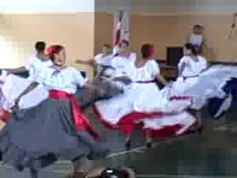 A Cultural Dance from Costa Rica (1 of 8)