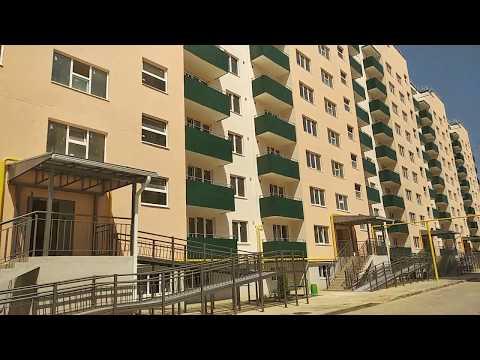 Недорогие квартиры с ремонтом в пригороде Краснодара. Переезд в Краснодар. ЖК Космос.
