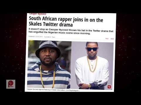 Skales And Wizkid Clash In Unexpected Twitter Battle - Pulse TV News