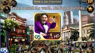 Art Mogul HD - [iOS] Gameplay