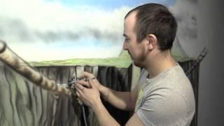 видео Музей оптических иллюзий и занимательных наук «Да Винчи»
