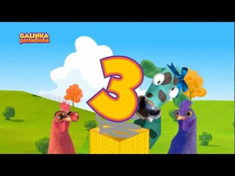 Galinha Pintadinha 3 - Trailer - OFICIAL