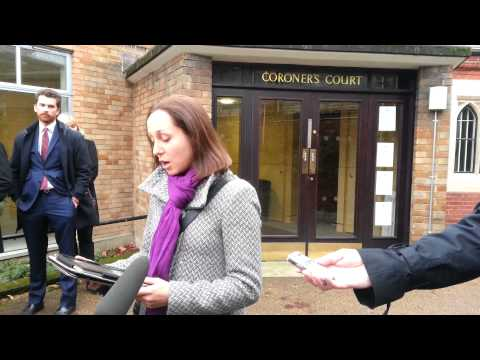Camden New Journal: Mother's statement at conclusion of Tallulah Wilson inquest