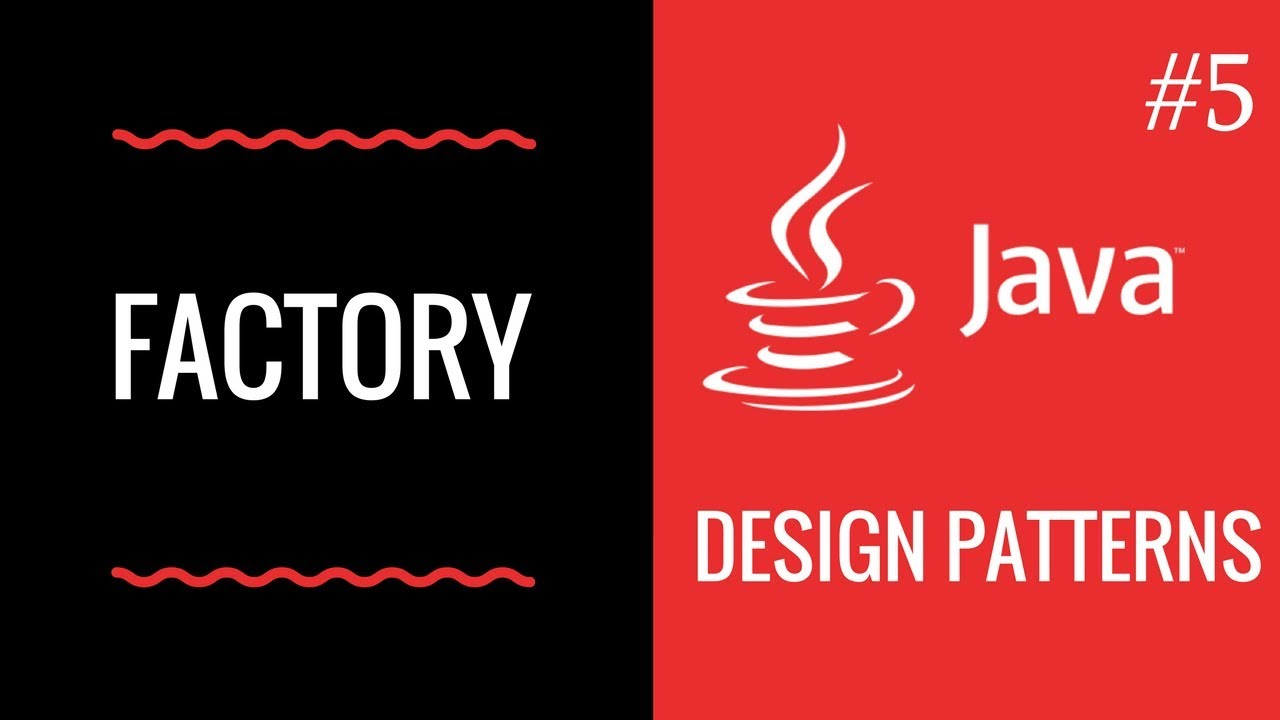5- Factory Design Pattern - Java - Arabic [بالعربي]