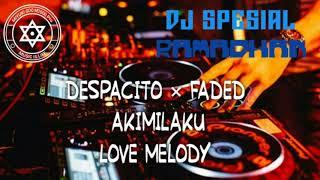 Gambar cover DJ SLOW DESPACITO  [ BREAKBEAT TERBARU 2018 ] - FULL BASS
