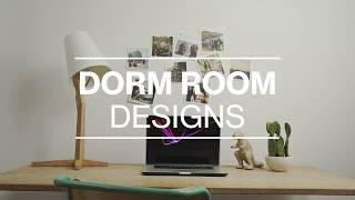 Dorm Room Designs: Quick and Cheap Organization Hacks