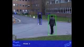 A.I. Tech: People Tracking