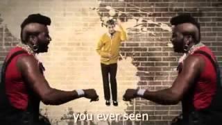 Epic rap battle Mr T vs Mr roger