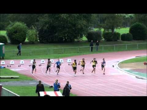 Finale 80m U18m Championnats Genevois