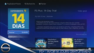 (PS3/PS4) ASTUCE - Avoir 14 jours de PlayStation Plus gratuitement !