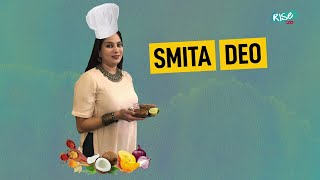 Karwar &amp Kolhapuri food at Chef Smita Deos House!  Hungry for Home Cooked Food - E5  Rise By TLC