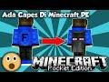 Cara Mendapatkan Jubah Capes Di Minecraft PE 1.2 Gratis Link Ada Di DESKRIPSI