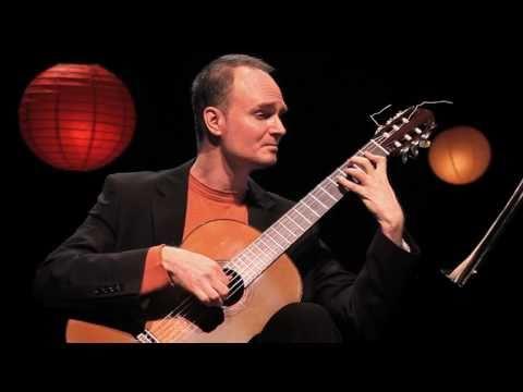 Modern Classical Guitar, concert 2011, Eric F. Lemieux (First Guitar Suite)
