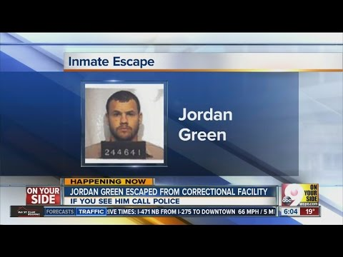 PD: 'Extremely dangerous' inmate from Kenton County escaped from Lexington prison