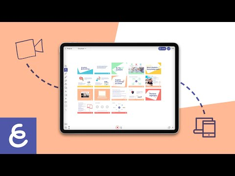 The Tour of Explain Everything Interactive Whiteboard