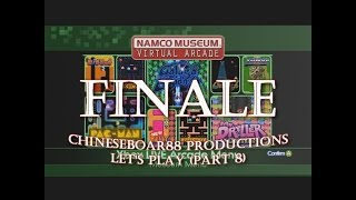 CB88Prod LP: THE LAST OF THREE | Namco Museum Virtual Arcade (Part 8 FINALE)