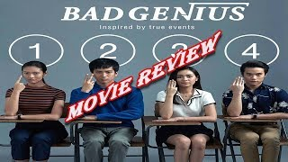 The Bad Genius   Thai Movie Review   Nattawut Poonpiriya Movie   Foreign Movie review  