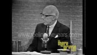 Dr. Spock Interview (Merv Griffin Show 1966)