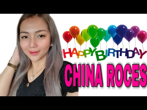 SLIDESHOW VIDEO FOR CHINA ROCES | CHINA ROCES VIDEO