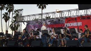 Concierto musical  prohibido prohibir