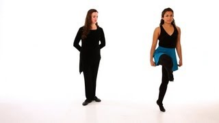 How to Do the Seven Dance Move | Irish Step Dancing