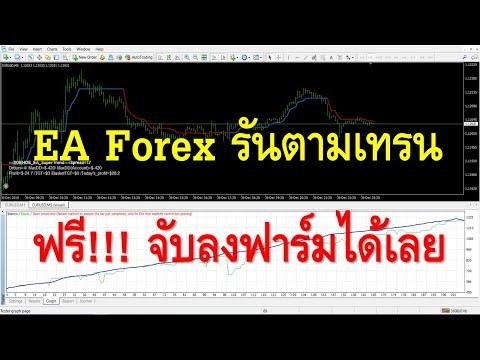 Forex iCan : EA Forex รันตามเทรน จับลงฟาร์มได้เลย