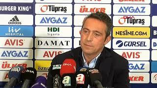 CANLI | Fenerbahçe Başkanı Ali Koç açıklamalar yapıyor