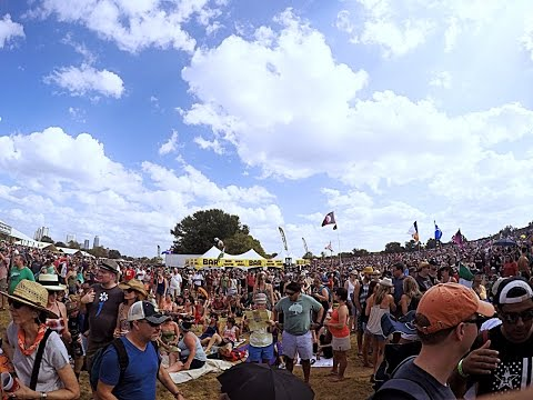 The crowd at ACL Music Festival - Austin City Limits 2014 [HD]