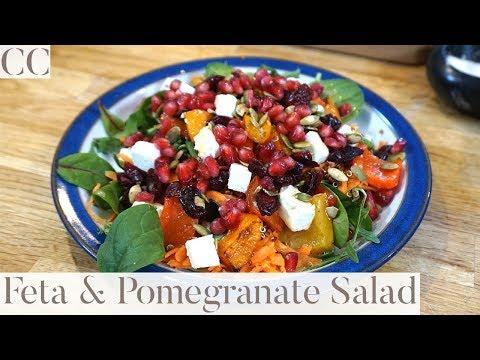 CASA Feta & Pomegranate Salad