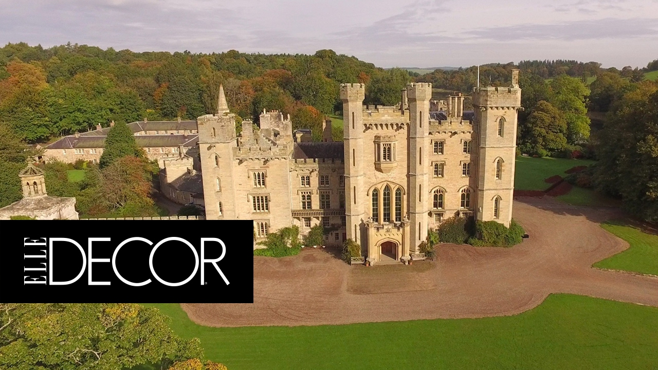 decorating your house like a castle - house interior