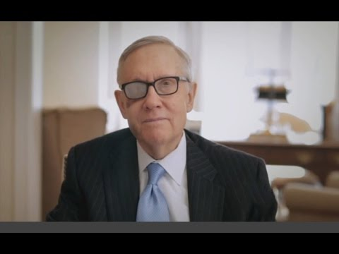 Senator Harry Reid will not run for re-election