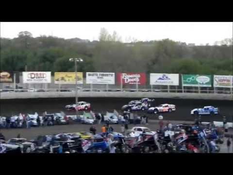 Street Stock Heat 2 - Husets Speedway 5-3-15