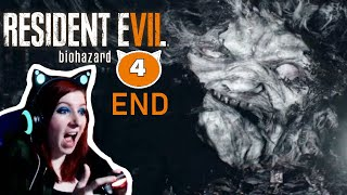 THE TRUTH REVEALED! -  Resident Evil 7 Biohazard ENDING (First time playing) Let
