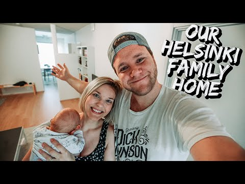 OUR HELSINKI FAMILY HOME TOUR