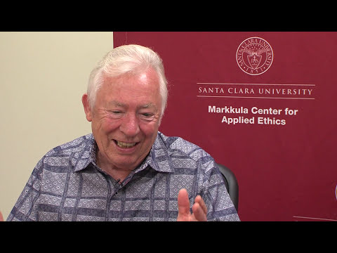 Ethics in Silicon Valley: Kirk Hanson Interviews Mike Markkula